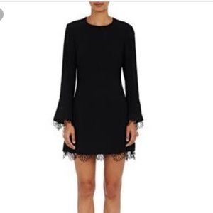 A.L.C. x BARNEY'S Black Lace Dress, Size 10